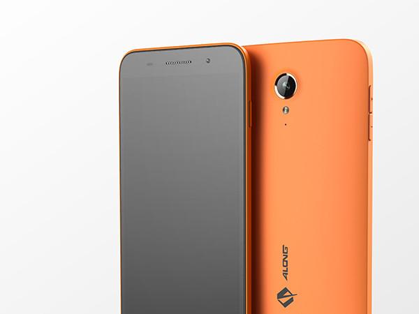阿龙电子5寸智能手机手板模型_600x450