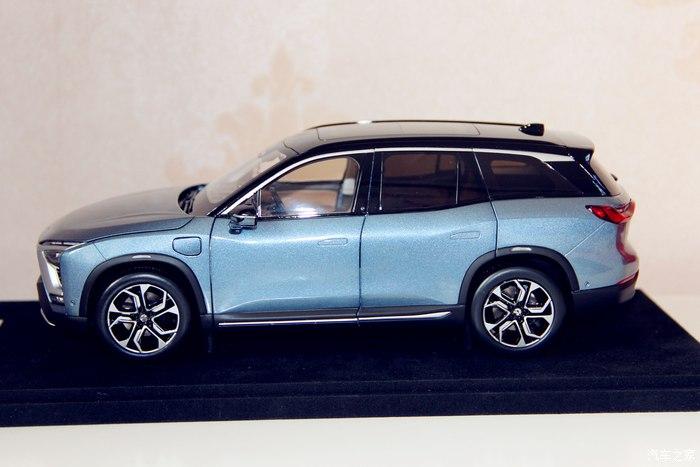 蔚来汽车模型
