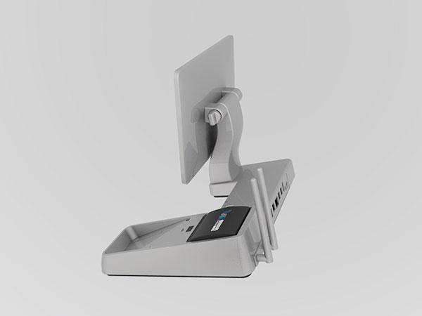 手板案例:超市收银机手板模型