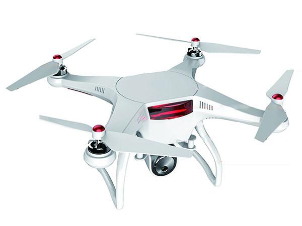 客户案例:无人机手板模型