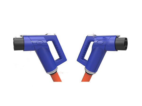 手板案例:直流充电枪手板模型