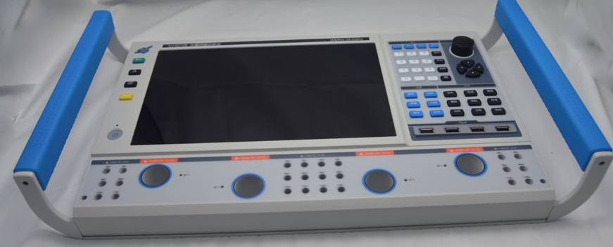 综测仪器操作面板模型-铭美手板模型
