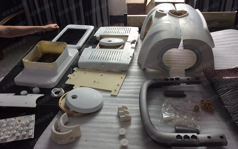塑胶手板制作