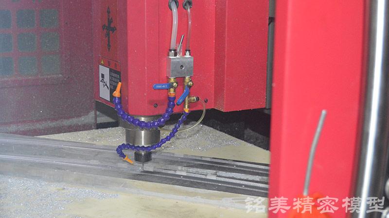 高精度手板加工设备,最大精度可达0.02mm