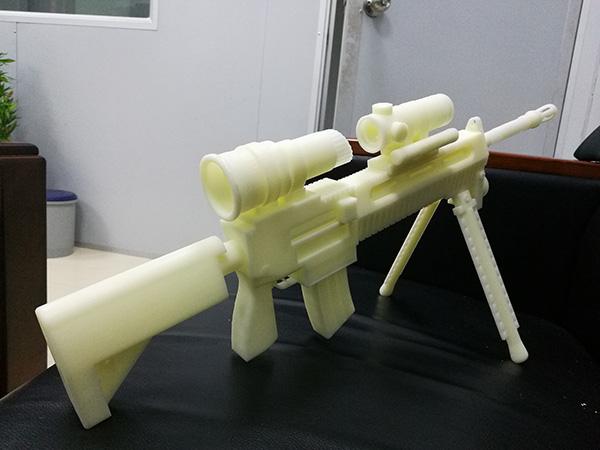 手板案例:3D打印玩具手板模型
