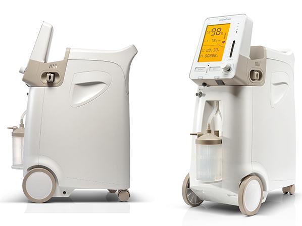 客户案例:鱼跃医疗制氧机手板模型