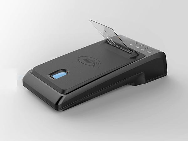 客户案例 :德卡POS机手板模型