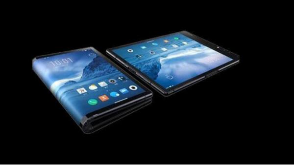 华为可折叠屏手机亮相,折叠手机时代即将来临?