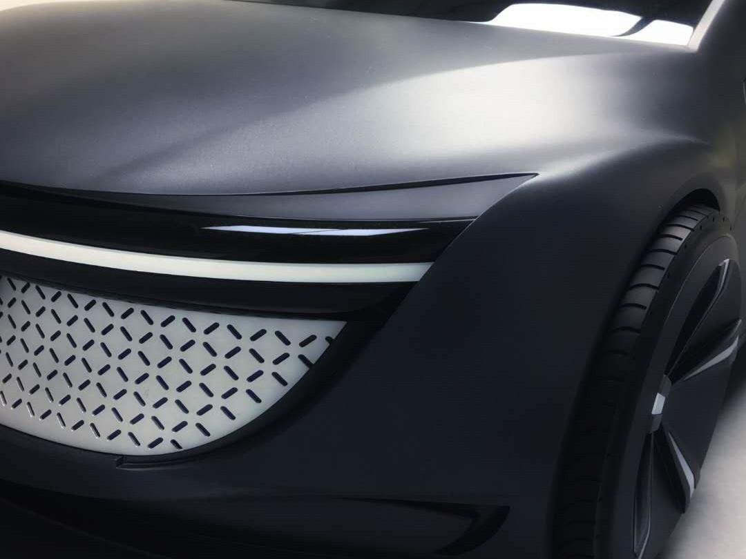 高品质汽车手板模型