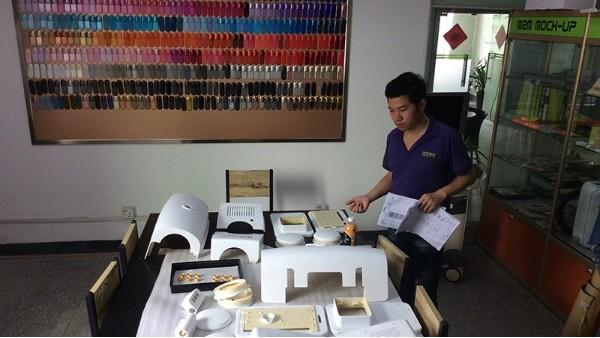 南京手板厂怎么样?客户最终选择深圳的铭美手板厂