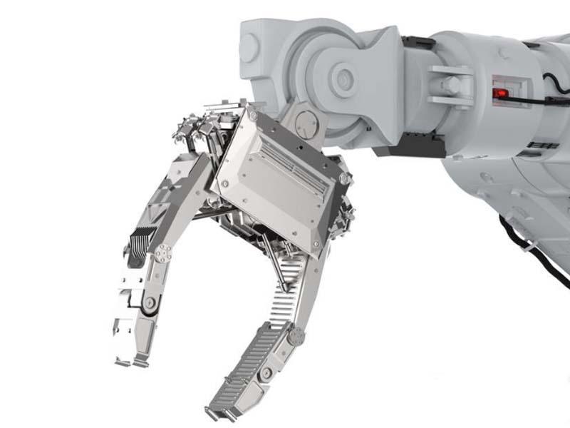 机器人手板模型3