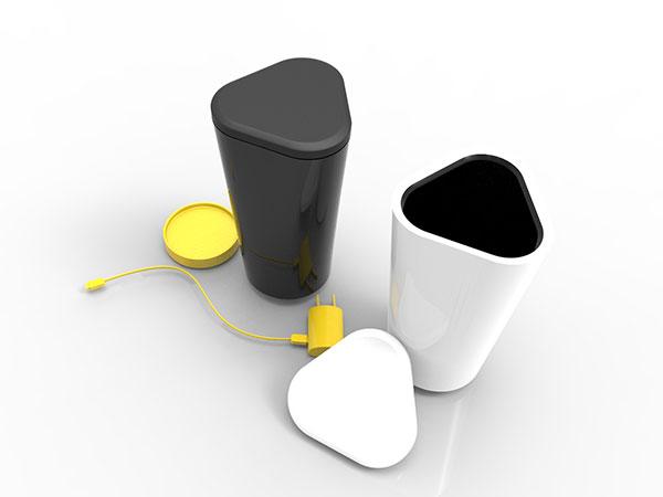 手板案例:物联网音响手板模型