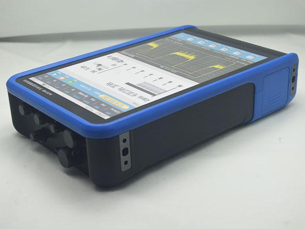 手板案例:便携仪手持检测仪手板模型