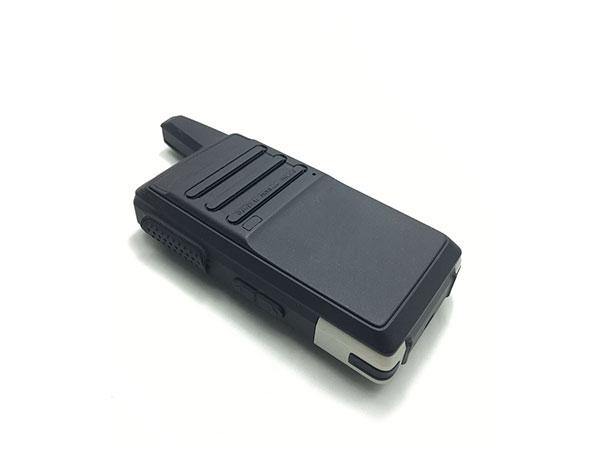 手板案例:手持对讲机手板模型2