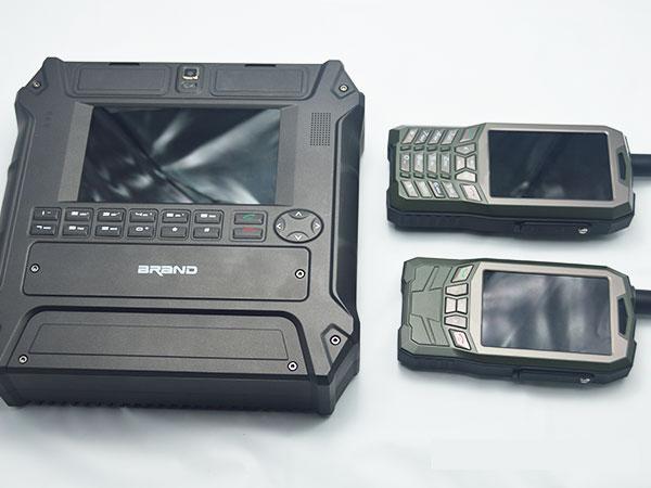 手板案例:手持对讲机手板模型