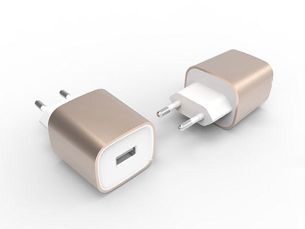 手板案例:充电头手板模型
