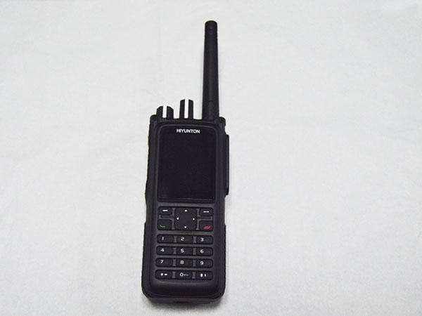 手板案例:三防对讲机手板模型