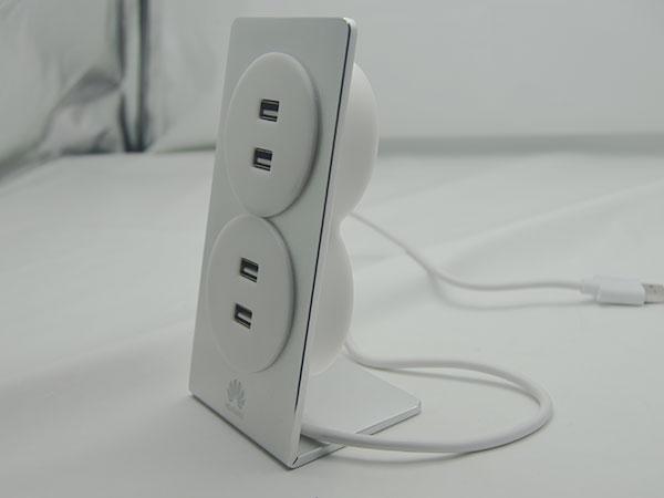 手板案例:USB扩展器手板模型