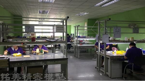 兢兢业业十四年,铭美要做深圳最好的手板厂