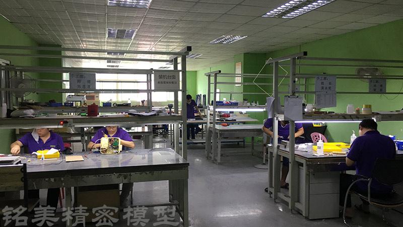 专业的手板厂需要有丰富的手板制作经验
