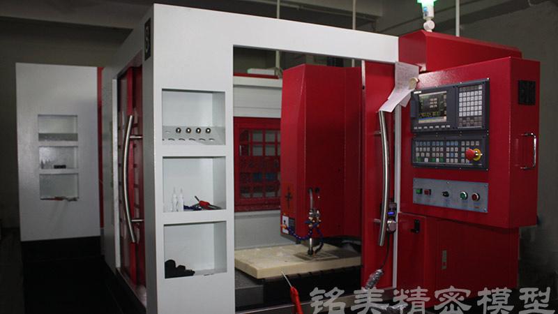 CNC制作手板模型