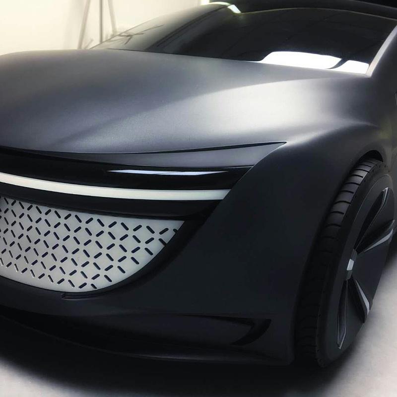 汽车手板模型制作