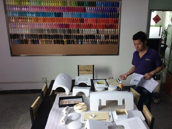 专业手板厂,浅谈手板模型的制作过程