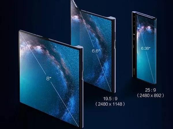 华为折叠屏手机亮相巴塞罗那,哪款折叠屏手机最受欢迎