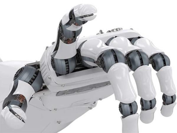 机器人手板,机器人模型2