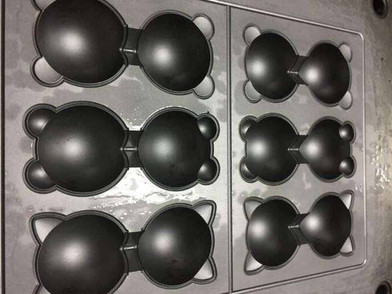 硅橡胶模具案例(三)