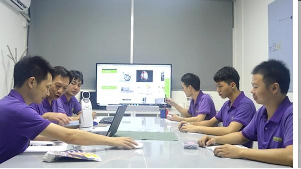 手板模型制作可以为设计图纸提供可视化讨论