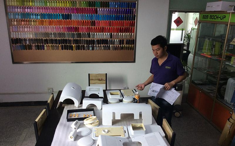 深圳手板加工哪个厂家可靠?如何确手板产品质好?