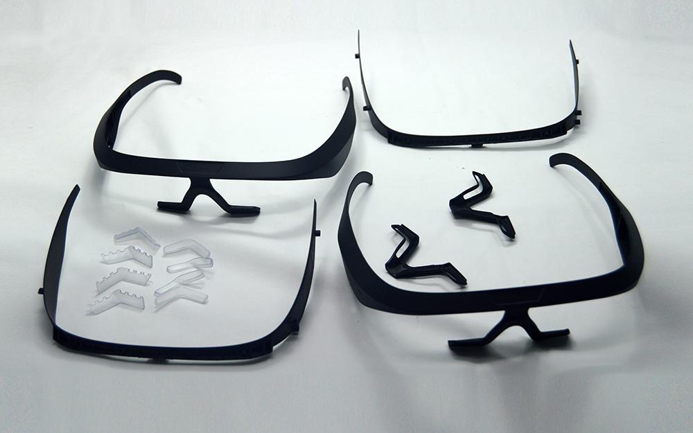 冶疗眼镜模型-铭美手板厂