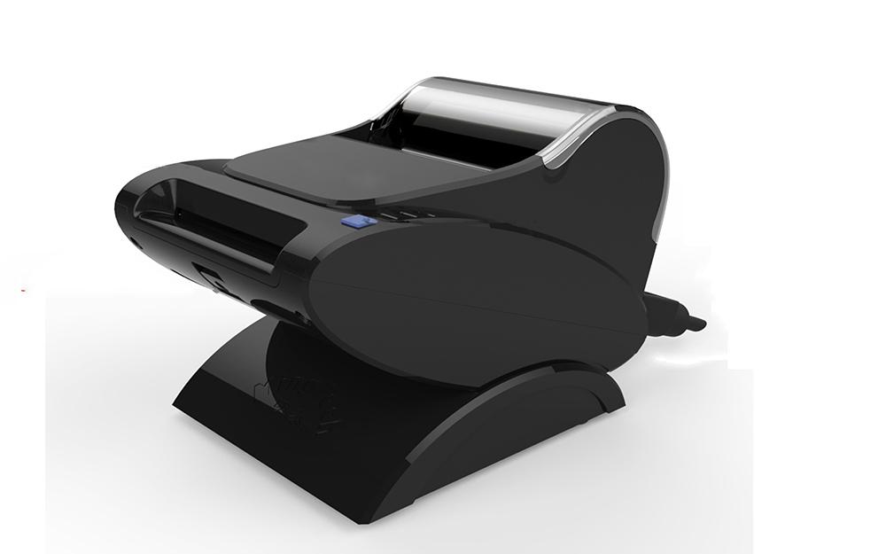 蓝牙打印机模型-铭美手板模型
