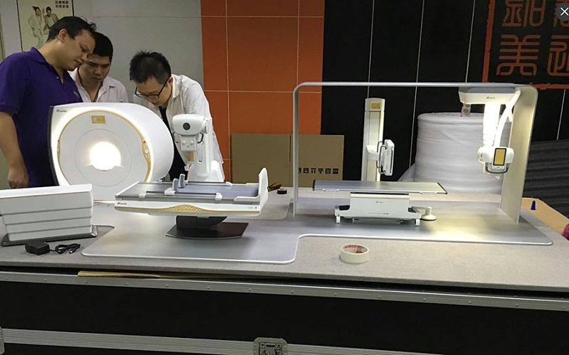 医疗设备手板模型