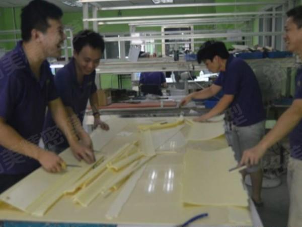 郑州手板厂打样不合格,客户又找到铭美手板