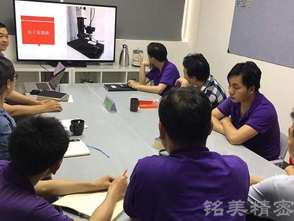 16年深圳手板厂家 客户看厂后直接合作