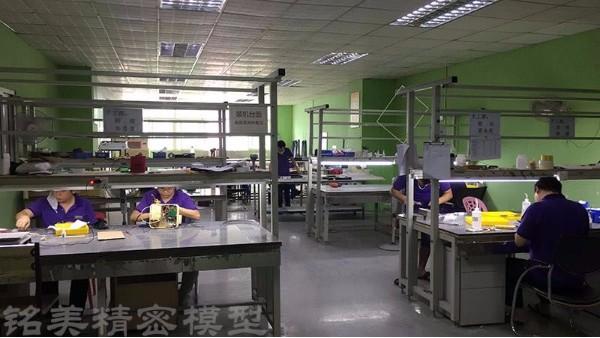 湖南客户网上找手板厂家 选定铭美合作