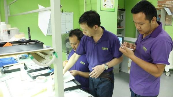 高精度铝合金金沙国际会员登录打样,金沙澳门手机版网址先进设备赢得国外合同
