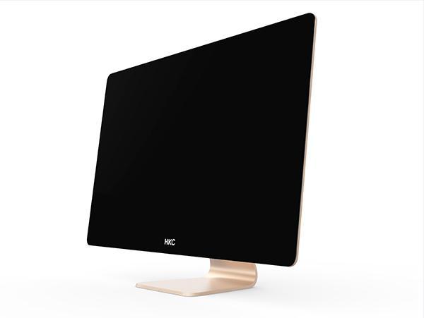 手板案例:电脑一体机手板模型