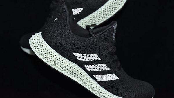 阿迪达斯首推3D打印运动鞋,官网已可以下单